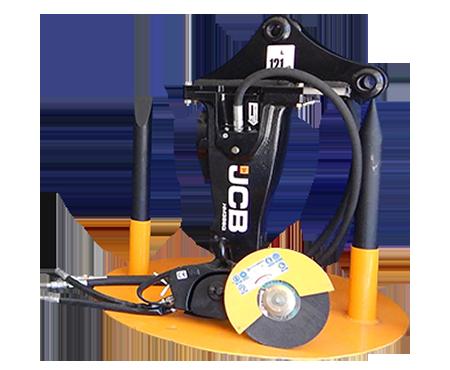 JCB equipment
