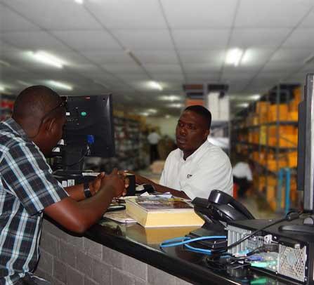 Stewart Industrial staff