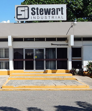Stewart Industrial office