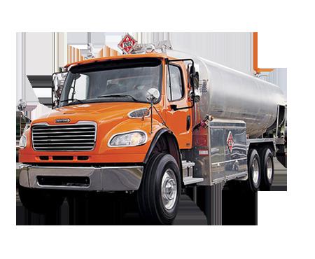 Goods loading heavy truck