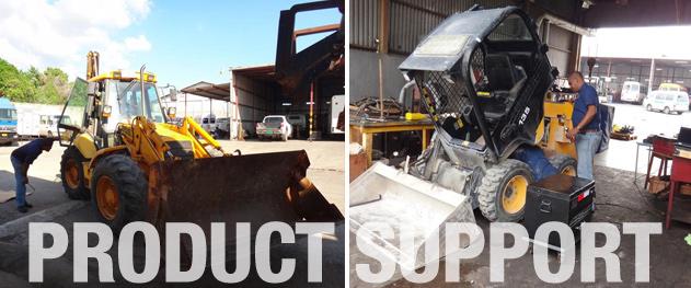 Heavy duty products