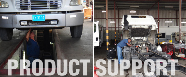Heavy duty vehicle repair